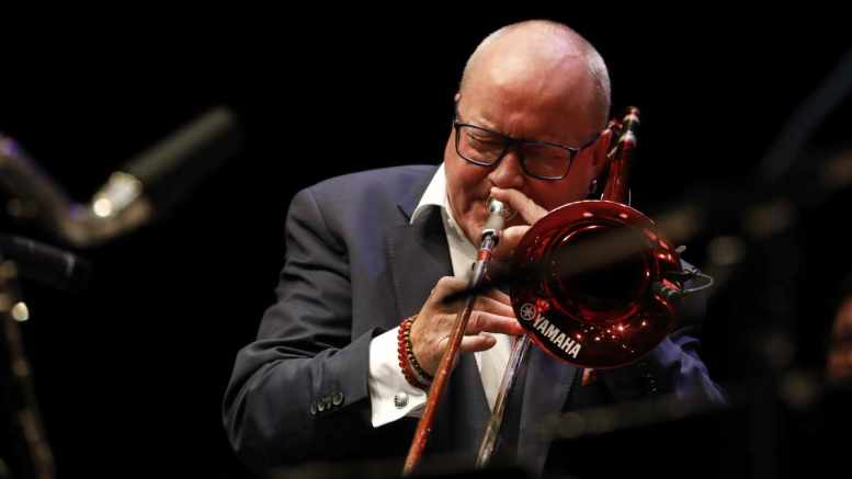 Nils Landgren mit der Lungau Big Band in der Arge Kultur Nonntal