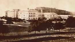 Psychiatrische Universitätsklinik Zürich, Burghölzli, alte Aufnahme