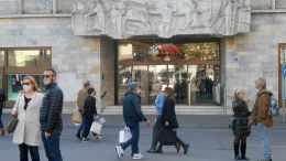 UBS Paradeplatz Zürich 24.10.20