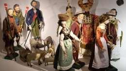 Krippenfiguren - Stille Nacht Museum Arnsdorf