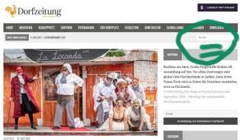 Dorfzeitung Suche