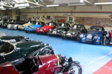 Morgan Garage