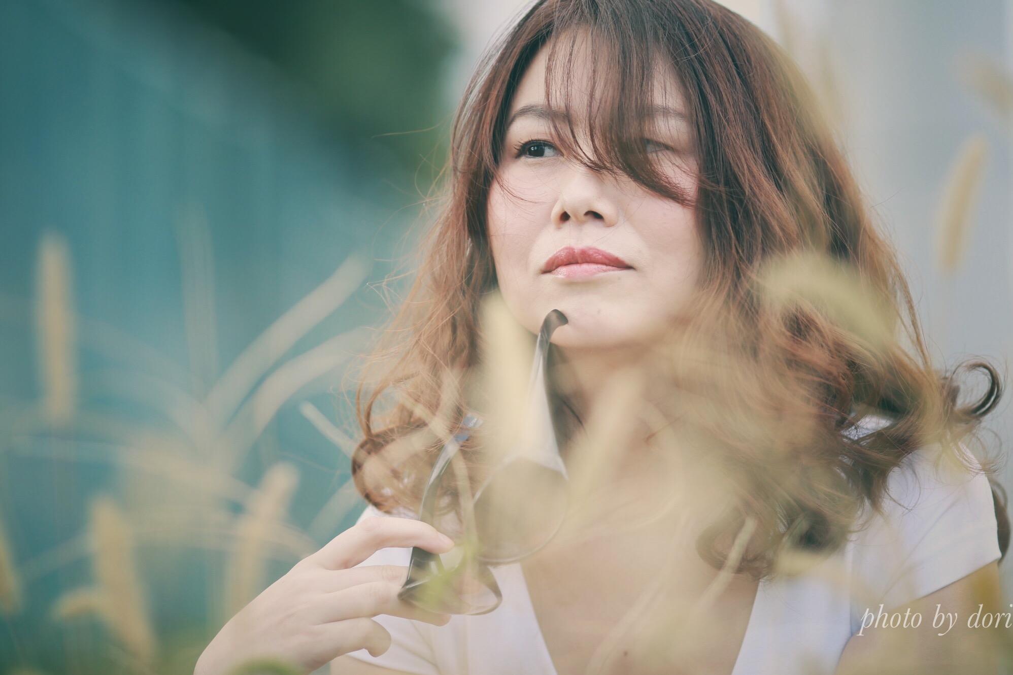 京都 京田辺 パーマが得意で写真が撮れる美容師dori 大人の綺麗の秘密