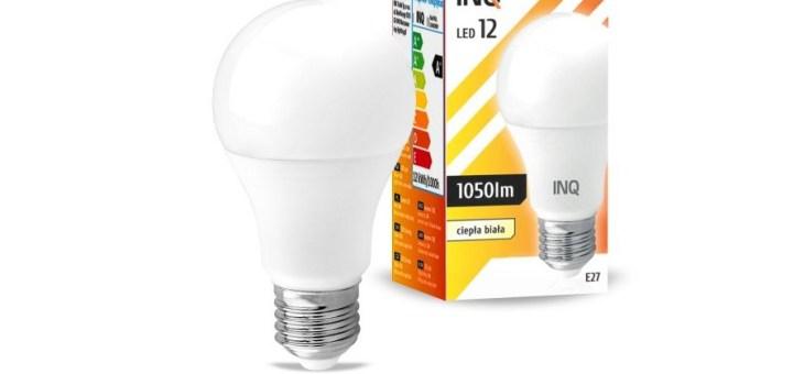 Żarówki LED 12W po 5,99/szt.