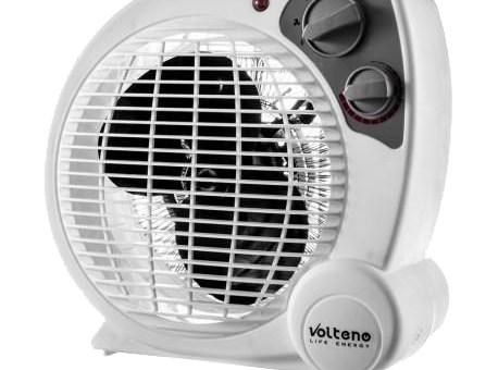 OGRZEWANIE – Grzejnik konwektorowy i termowentylator