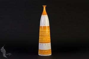 Linea bottiglie artistiche ceramica