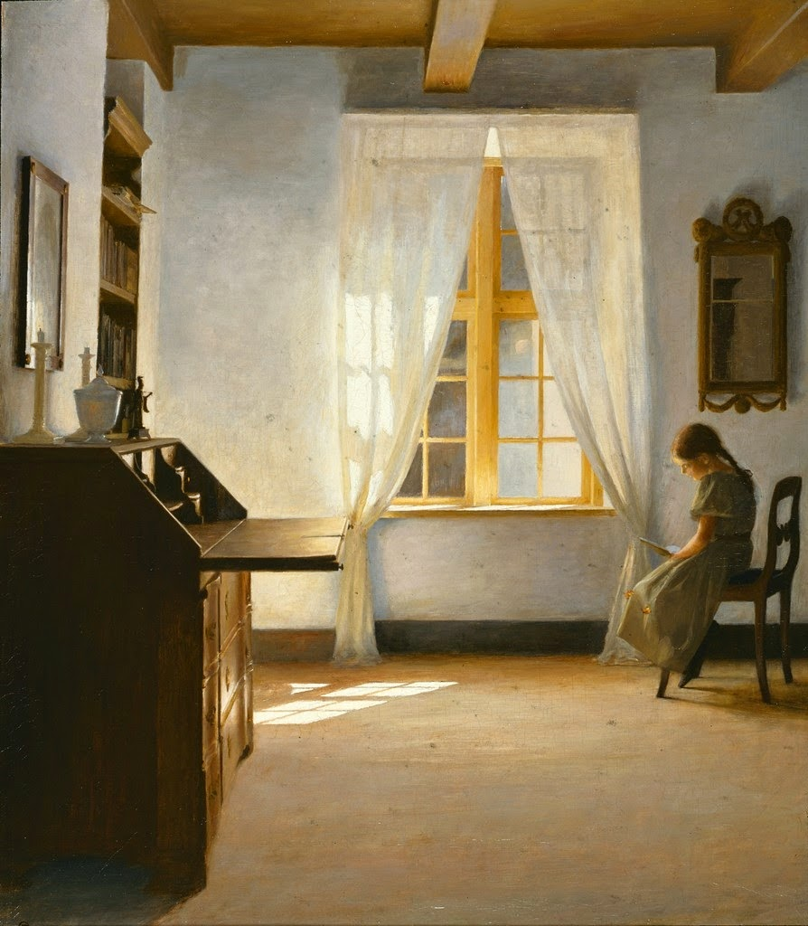 Peter Vilhelm Ilsted-www.kaifineart.com-5