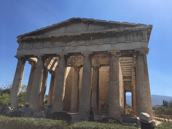 Interesting Facts About Greek Architecture Doric Column