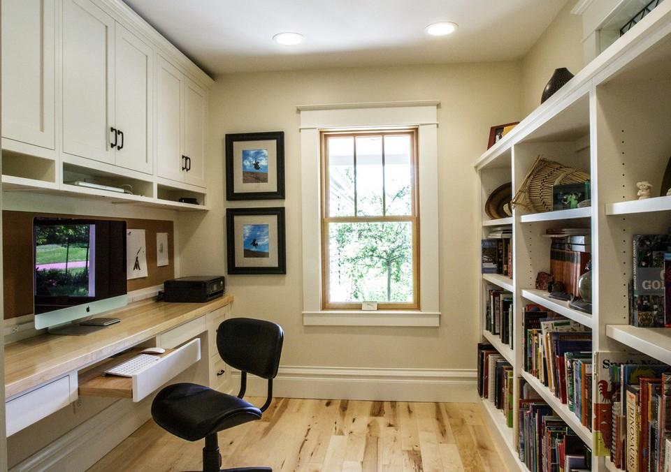 Modern Farmhouse Office Dorig Designs