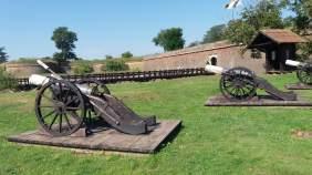 Platforma de artilerie