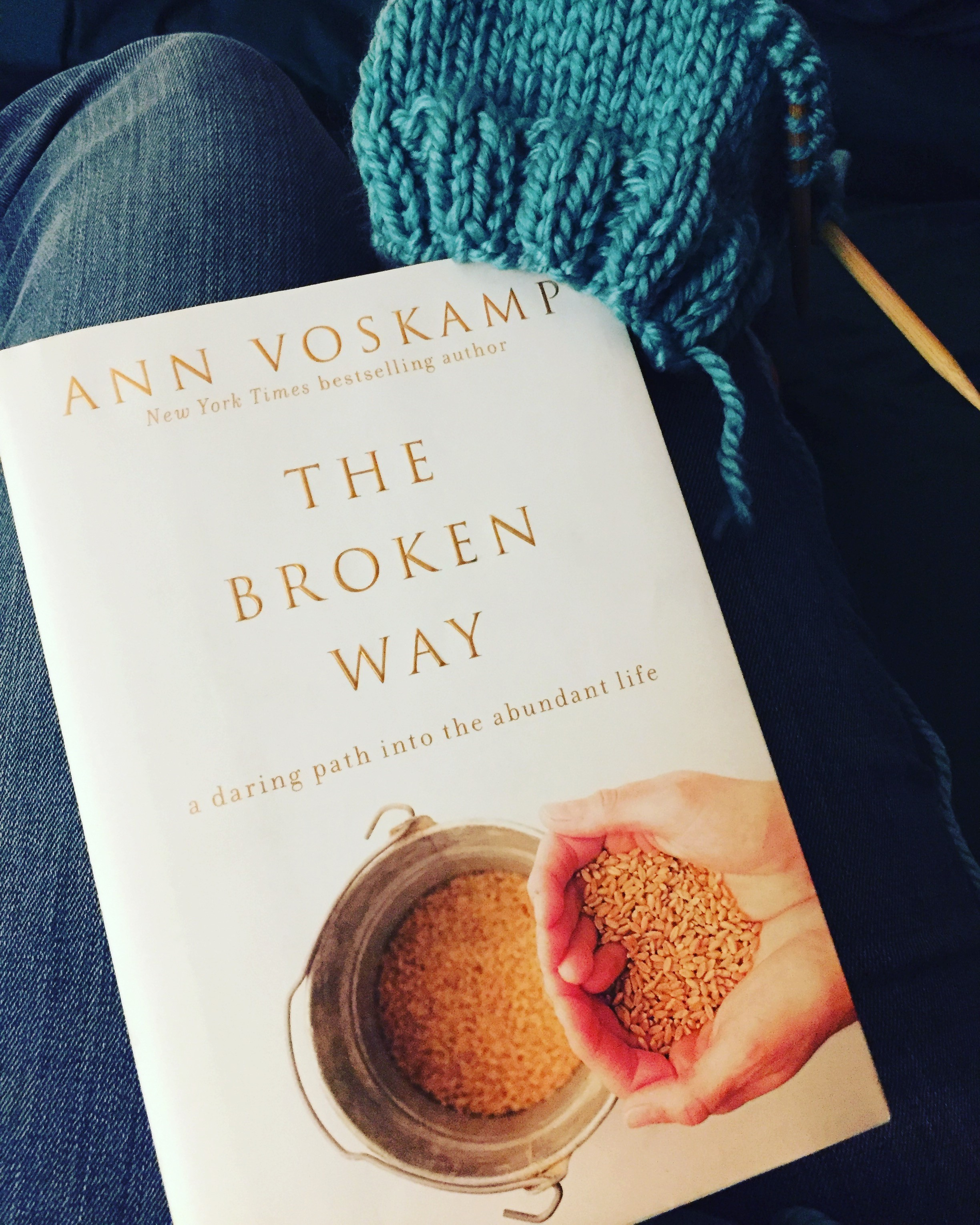 It Was No Surprise To Me When I Opened The Pages Of Ann's New Book, The  Broken Way, That The Book Is About Exactly What God Has Been Asking Me To  Do
