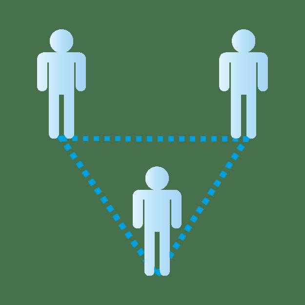 【アフィリエイトで稼ぐために意識したい理想的な三角関係とは】本当に価値を与えるべき人を理解する