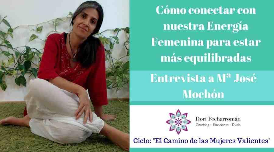 Como conectar con nuestra Energia Femenina