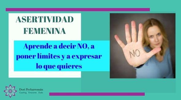 asertividad decir no