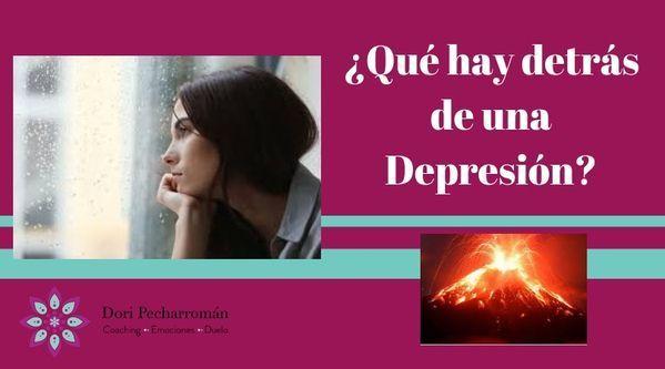 ¿Qué hay detrás de una Depresión en la Mujer?