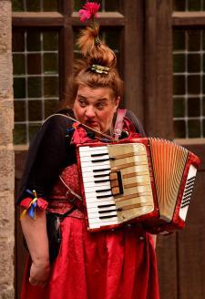 Doris Friedmann: Strassentheater, Festival, Open Air