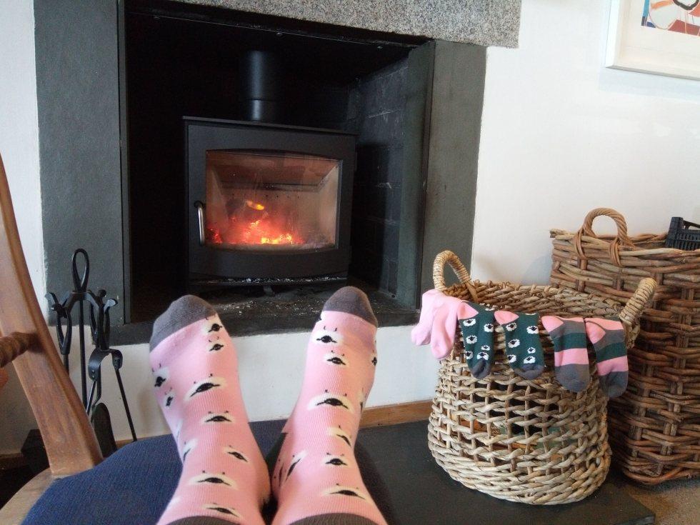 Toast socks
