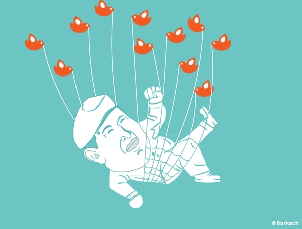 Chávez vs Twitter 20090802