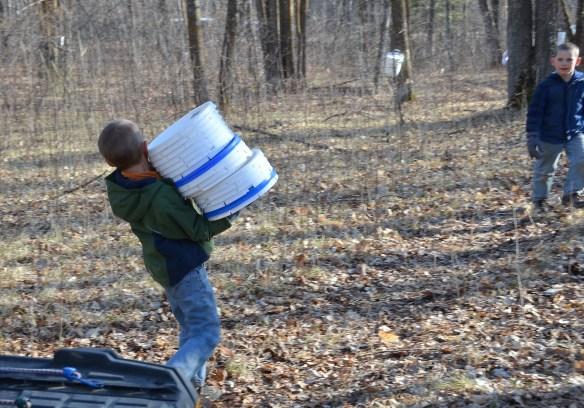 Gathering Buckets (12)