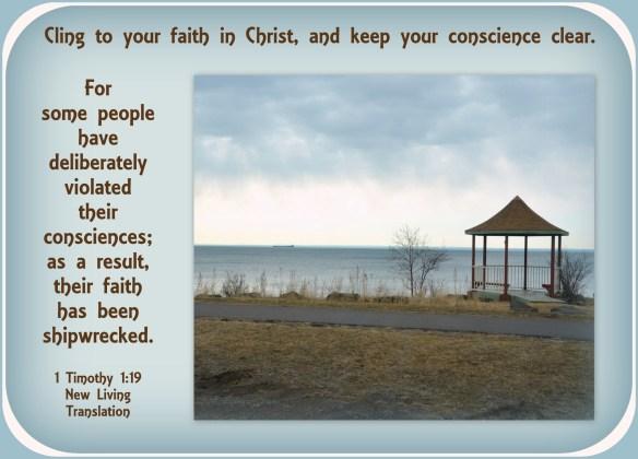 1 Timothy 1-19