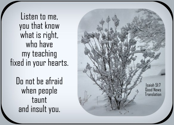 Isaiah 51-7