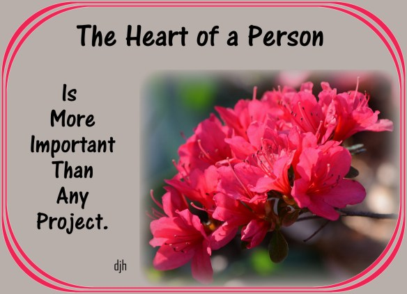 Heart of a Person