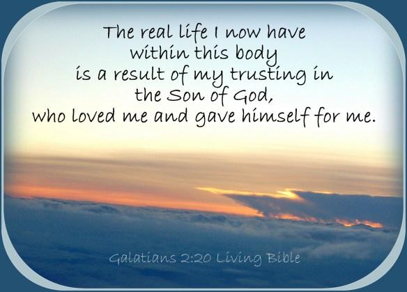 Galatians 2-20