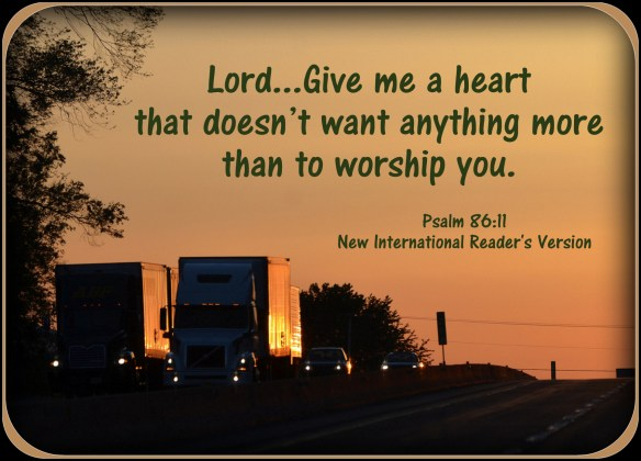 Psalm 86-11