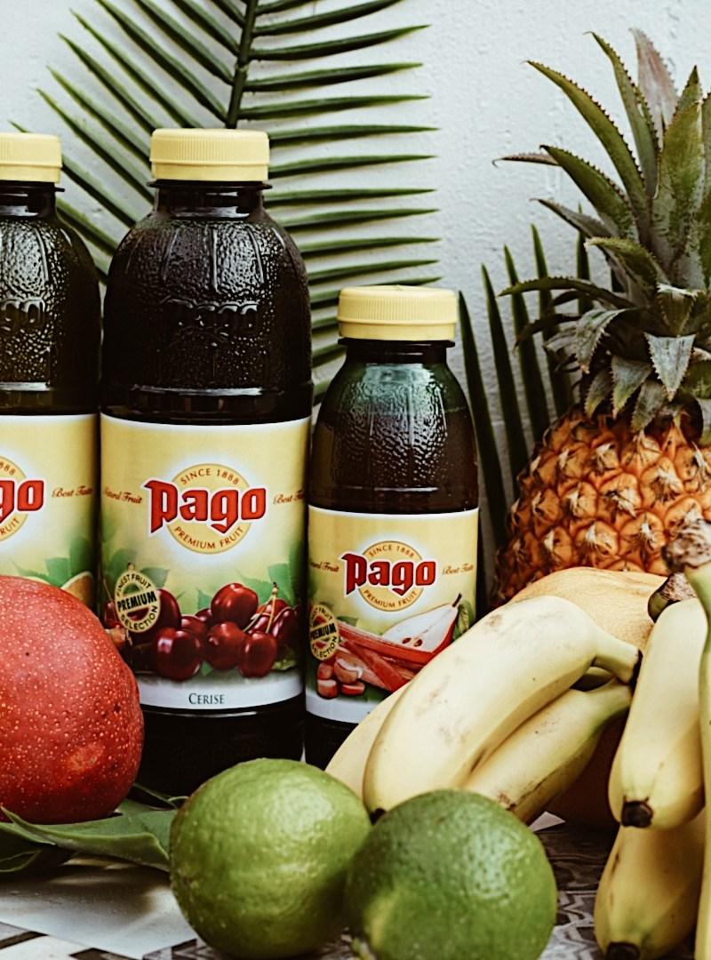 L'Ivresse du Fruit avec Pago