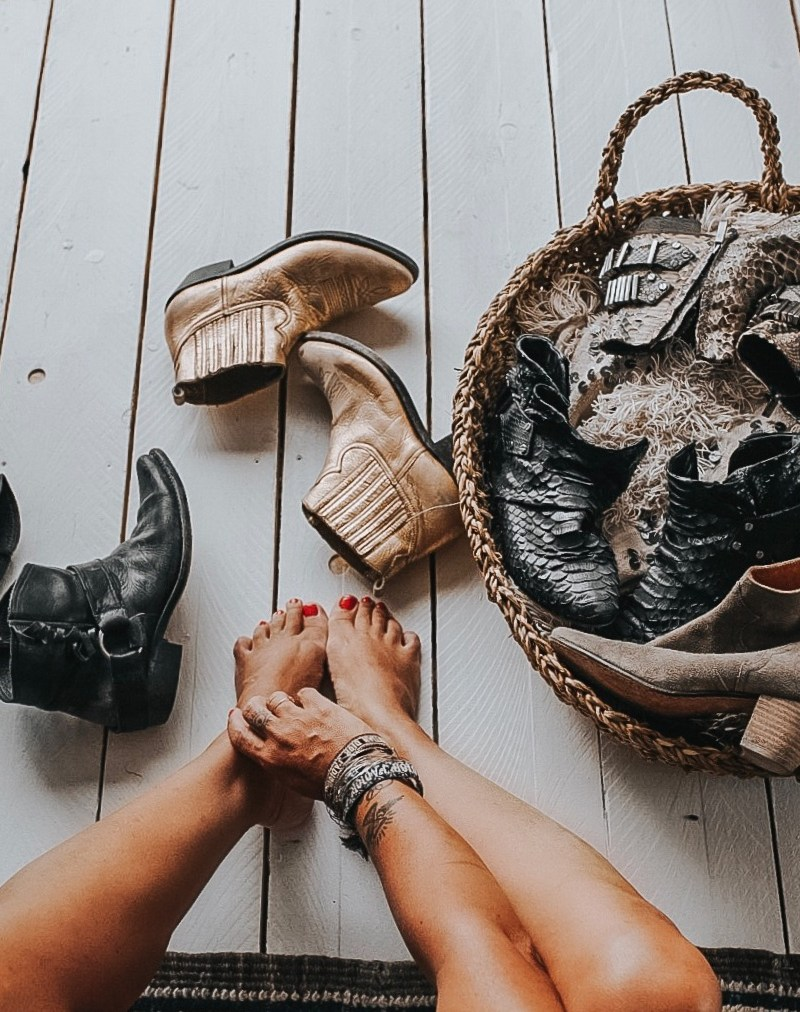 Les boots de la rentrée