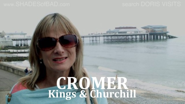 Cromer, the UK holiday resort of Kings. Nearest Cruise port: Harwich (Fred Olsen)