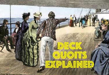 Deck Quoits explained