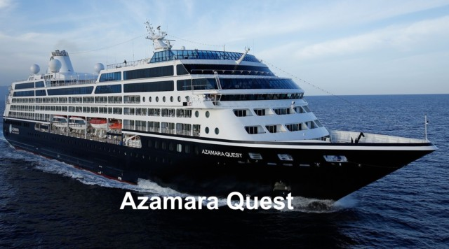 AZAMARA QUEST – a great small ship