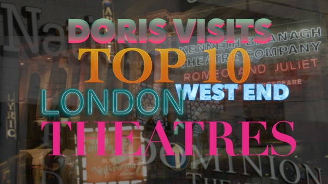 Visiting London? Where is London's West End Theatre life away from the theatres?