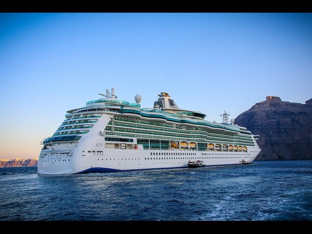 BRILLIANCE OF THE SEAS – of the ROYAL CARIBBEAN FLEET