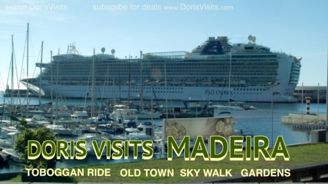 Madeira Guide, complete guide inc Funchal and beach Santa Cruz