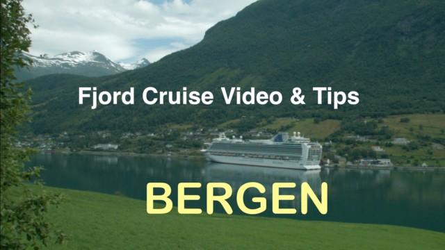 Bergen Guide, fish market, Viking ship