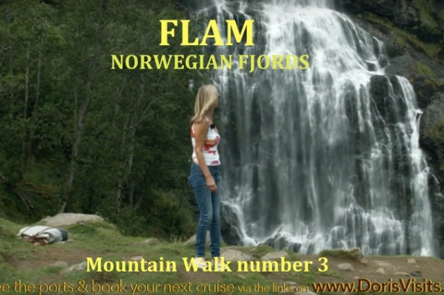 Flam Mountain Hike – Walk number 3 from the tourist office