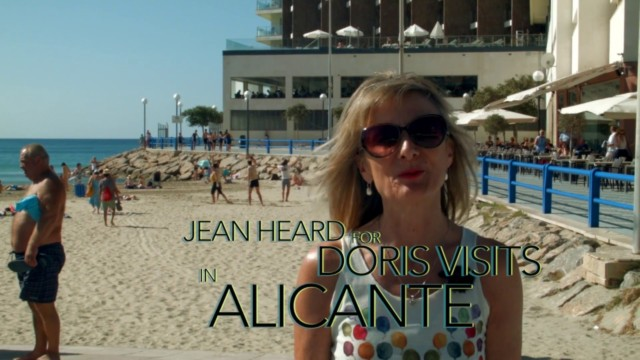 Alicante City Guide, Jean reports for Doris Visits