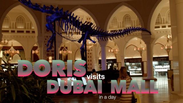 Shopping in Dubai, Jean takes us to the biggest Mall. Dubai Mall.