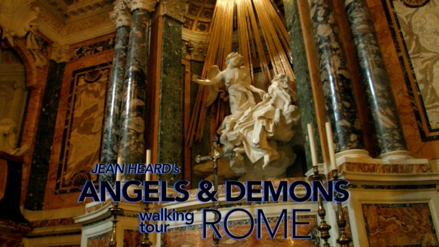 Rome – Angels & Demons walking tour – DIY on the metro