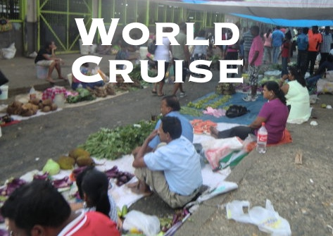 World Cruise Route. Arcadia's 2019 Western Circumnavigation – 99 Nights