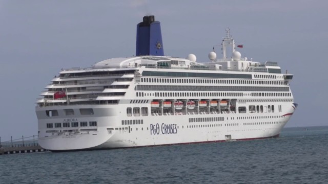 P&O Aurora – Ship tour. Aurora will be adult only from March 2019