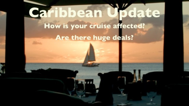 Caribbean Season, the one most cruisers look forward to.