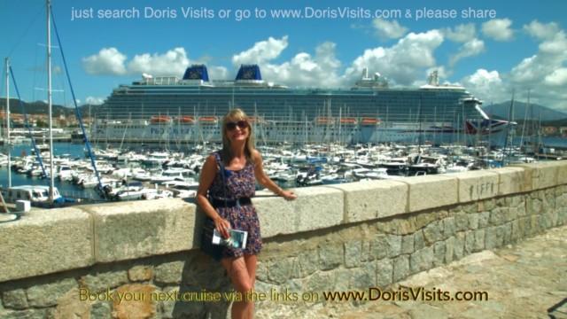 P&O BRITANNIA – Ship Tour of all passenger areas