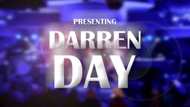 Darren Day at P&O Britannia's prestige Limelight club.