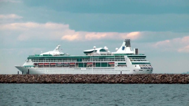 Vision of the Seas, a look at the ship from Mogens Hallas