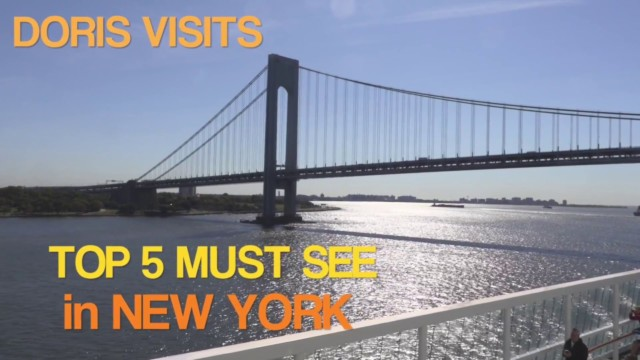 What not to miss in New York – New York top 5 attractions!