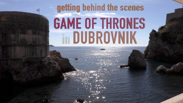 Adriatic Cruise – The GAME OF THRONES, DUBROVNIK GUIDE