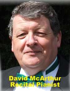 David McArthur, concert pianist tells us of an attack by pirates.